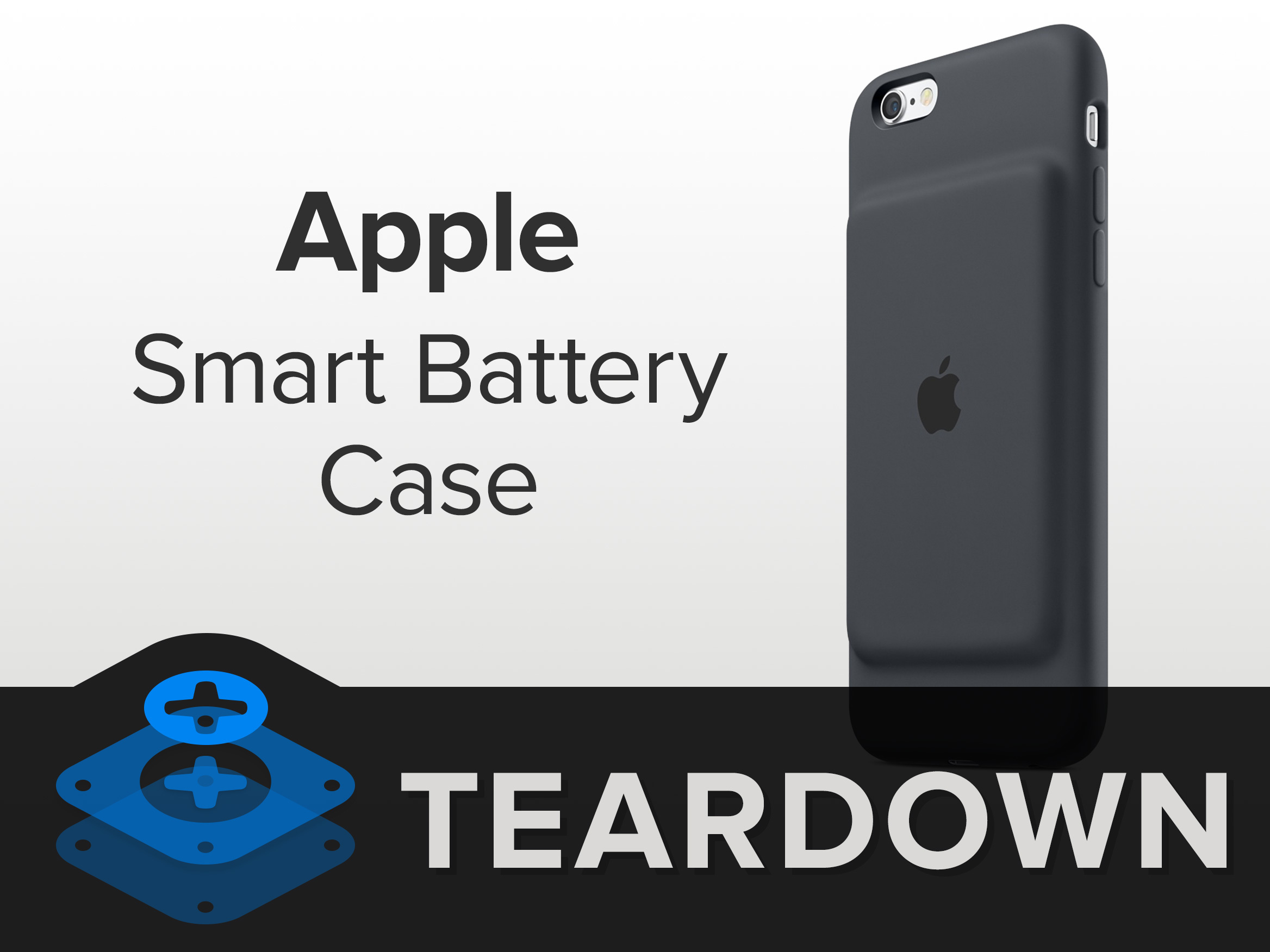 Apple Smart Battery Case Teardown 600 01
