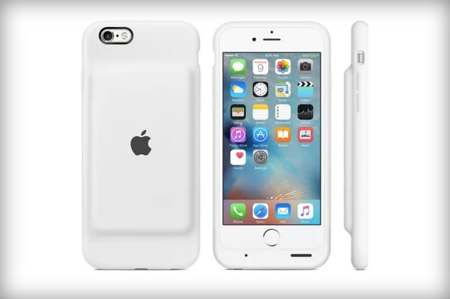 Apple iPhone 6s Smart Battery Case 600 01