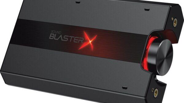 Creative Sound BlasterX G5 71 HDA 600