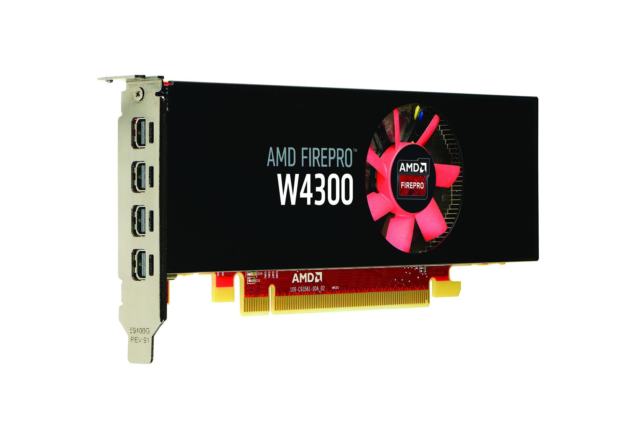 FireProW4300