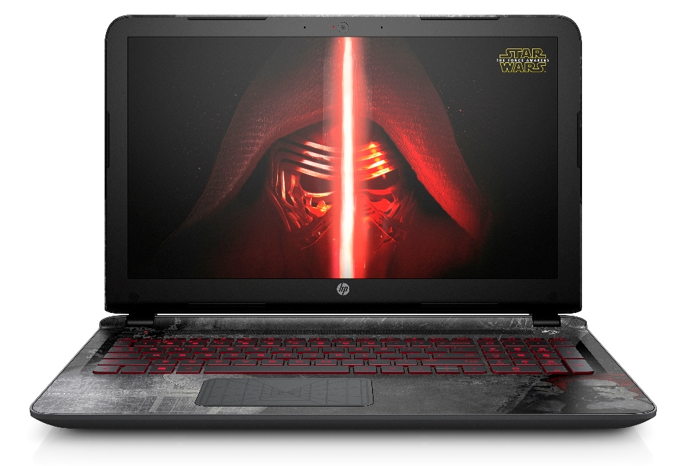 HP Pavilion Star Wars Special Edition_Centre Facing