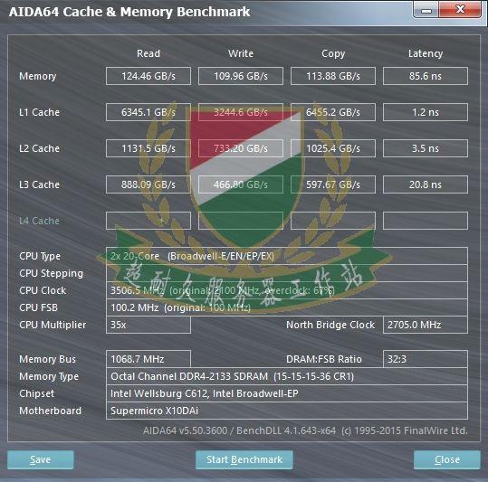 Intel-Xeon AIDA64 600