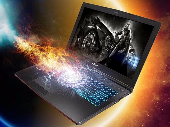 MSI Notebook GE series new gpu gtx 960M