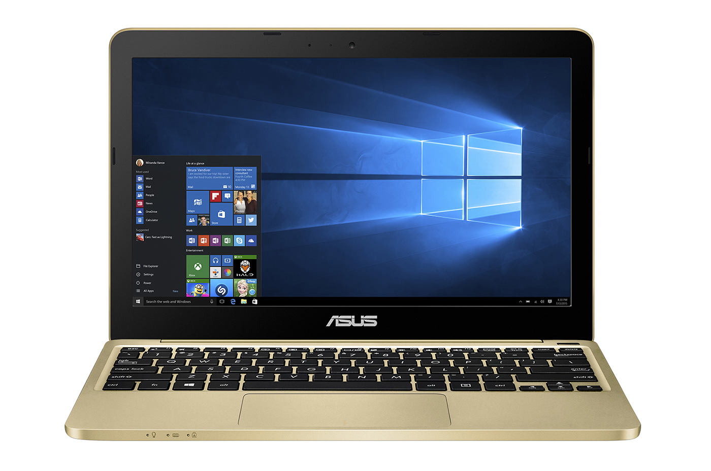X205 Gold Front Open135_NC