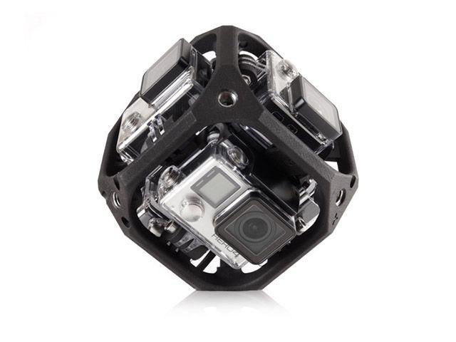 gopro spherical explorer 600
