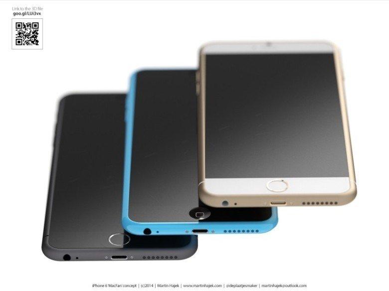 iphone 6c concept 600