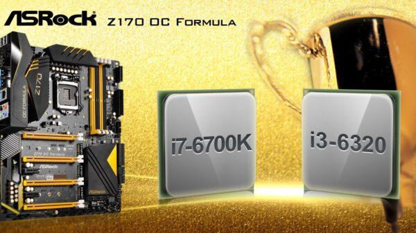 ASRock Z170 OC Formula Breaks 1