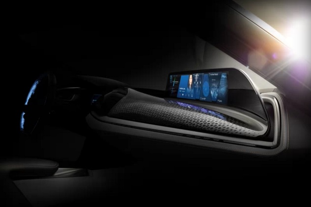 BMW AirTouch concept 600