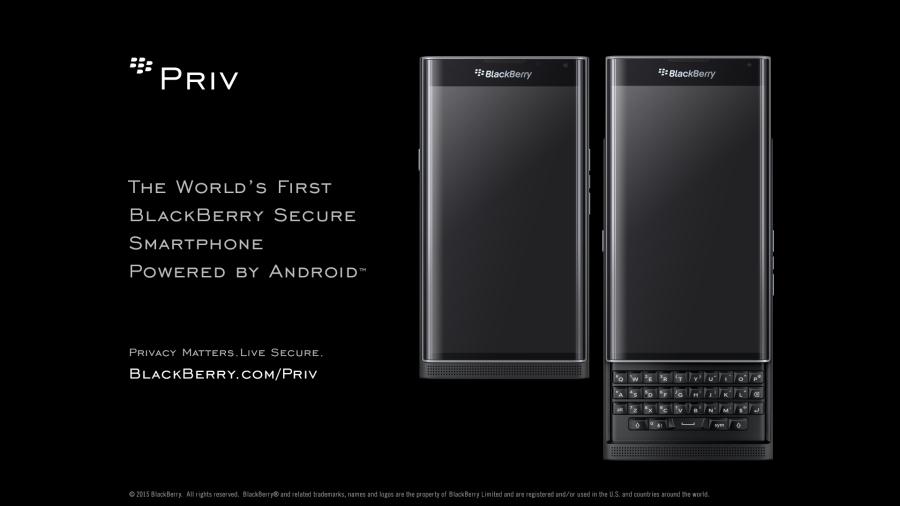 BlackBerry Priv 600