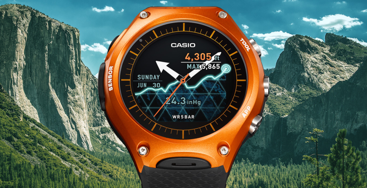 Casio Smart Outdoor Watch (WSD-F10) 600 01
