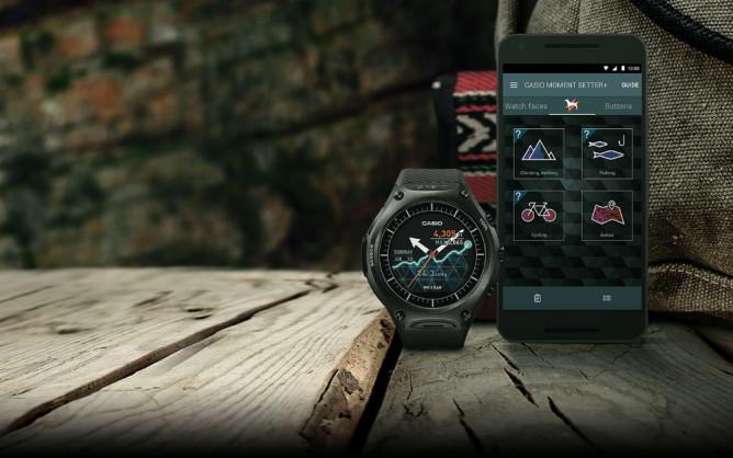 Casio Smart Outdoor Watch (WSD-F10) 600 07