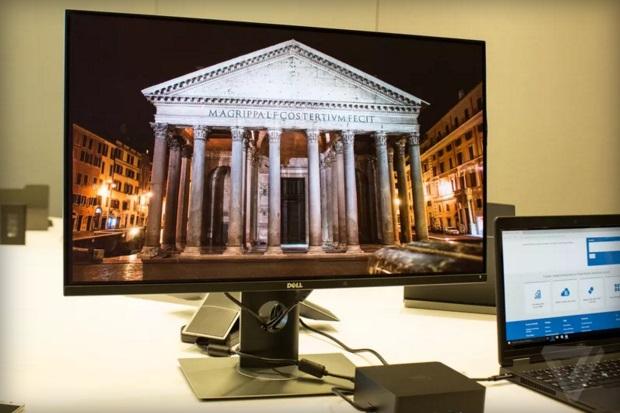 Dell Ultra Sharp 30 UltraHD 4K OLED Monitor 600 02