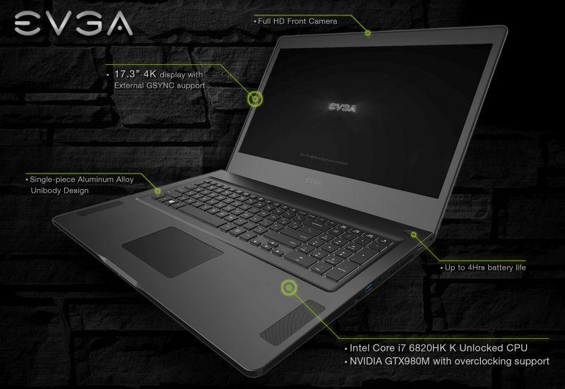 EVGA SC17 600