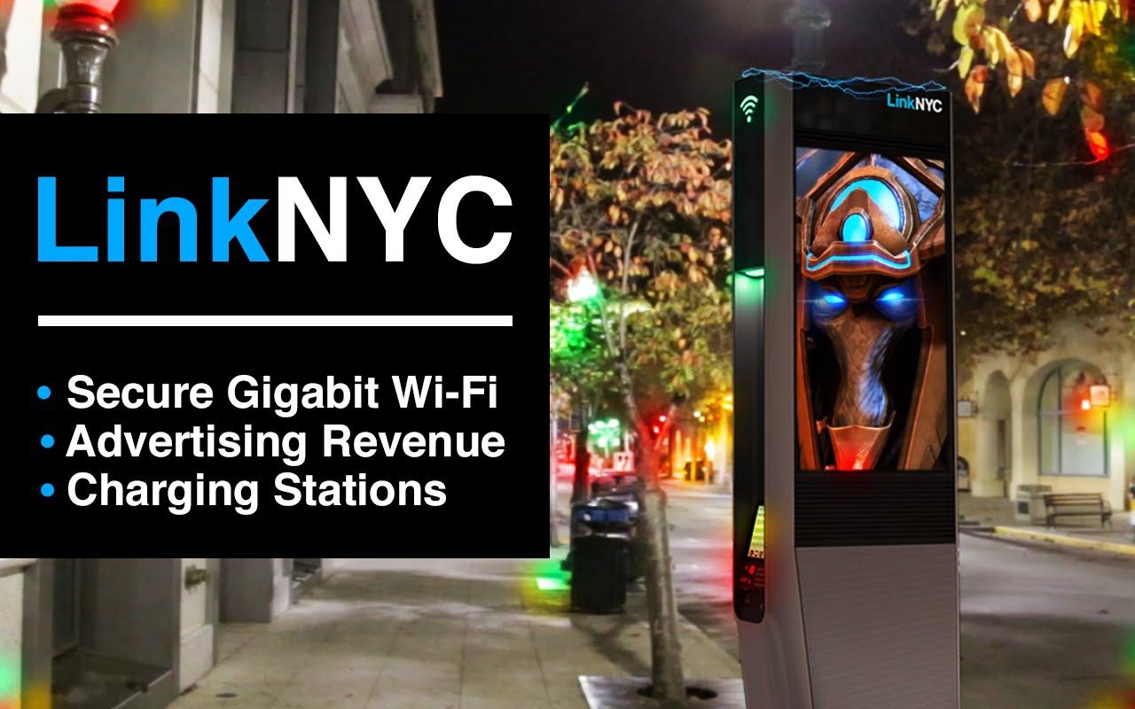 Google free wifi LinkNYC 600