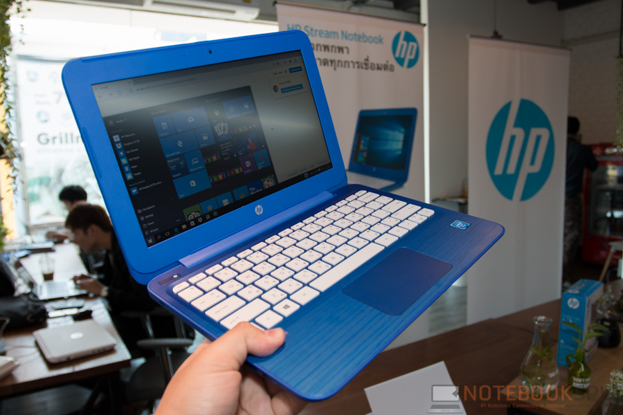 HP Stream 2016 Hands-on-16