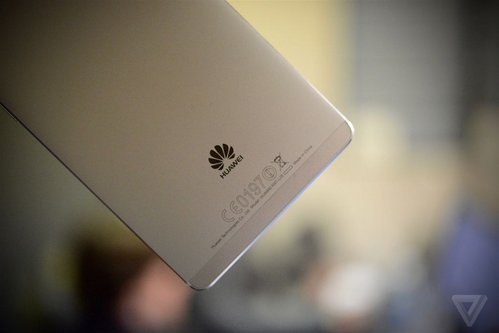 Huawei Mate 8 from CES 2016 600 02