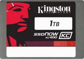 Kingston SSD Enterprise