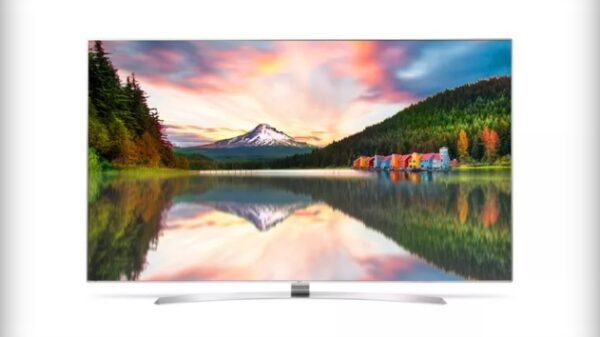 LG LCD 4K TV with HDR in CES 2016 600