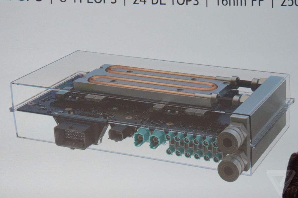 NVIDIA Drive PX 2 600 04