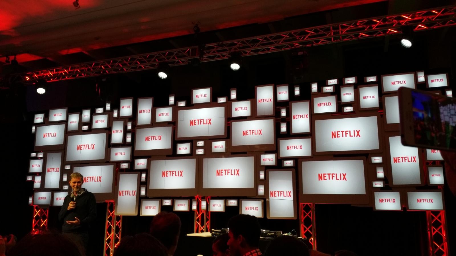 Netflix 600