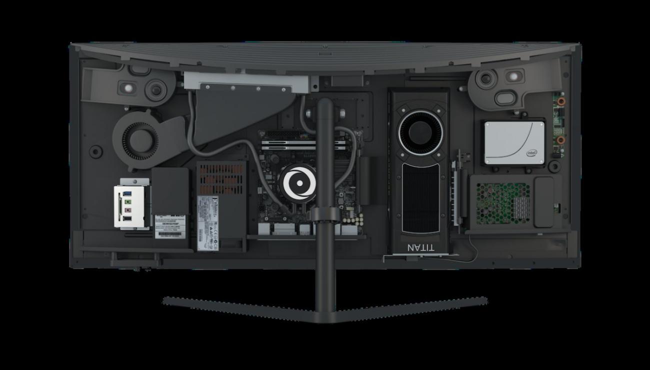 Origin PC Omni 600 02