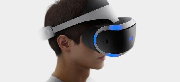 PS4 VR Headset 600
