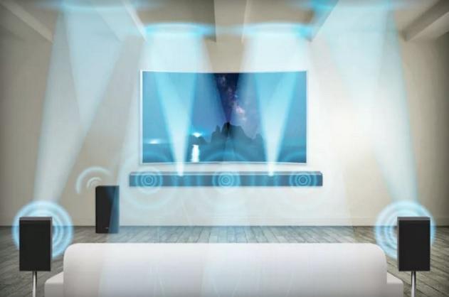Samsung Dolby Atmos soundbar 600 01