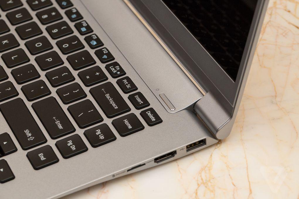 Samsung Notebook 9 600 15