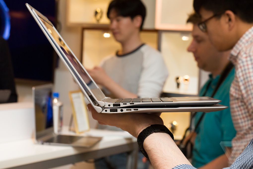 Samsung Notebook 9 600 17