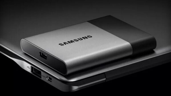 Samsung Portable SSD T3 600