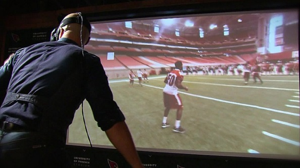 Stanford's College Football Success Due to VR 600 02