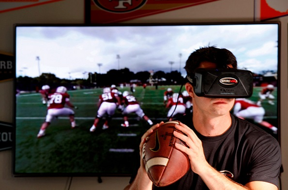 Stanford's College Football Success Due to VR 600 03
