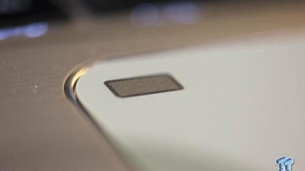 Synaptics fingerprint 1