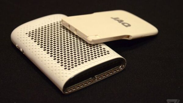 The Jaq smartphone charger 600