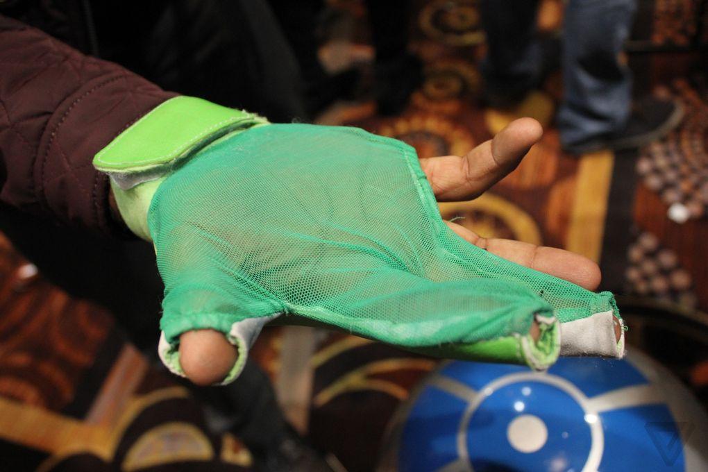 Ziro Power Glove 600 05