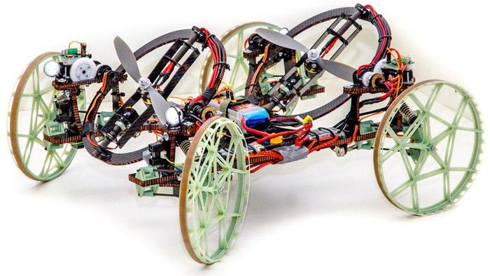 disney robot VertiGo 600