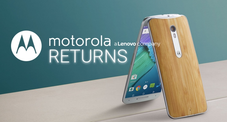 motorola-returns with new name