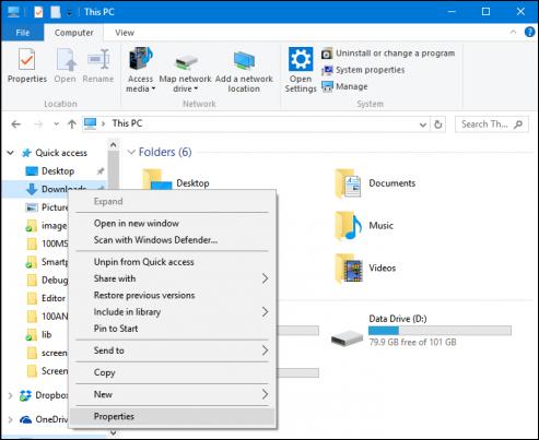 slow windows downloads folder-3