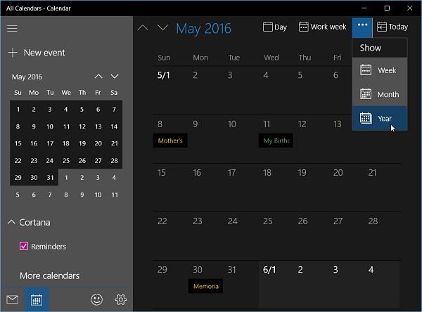 windows 10-insider-calendar-year view (3)