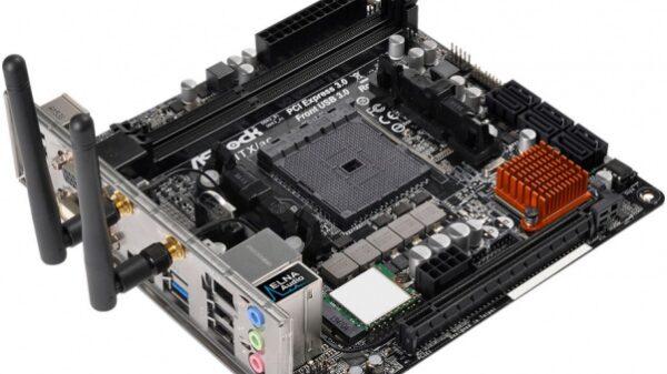 ASRock A88M ITXac