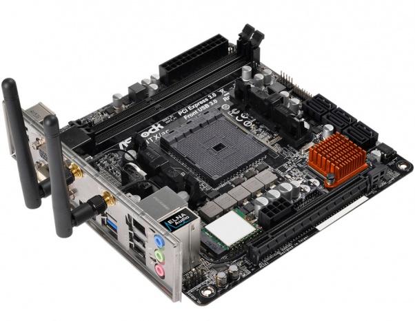 ASRock A88M-ITXac