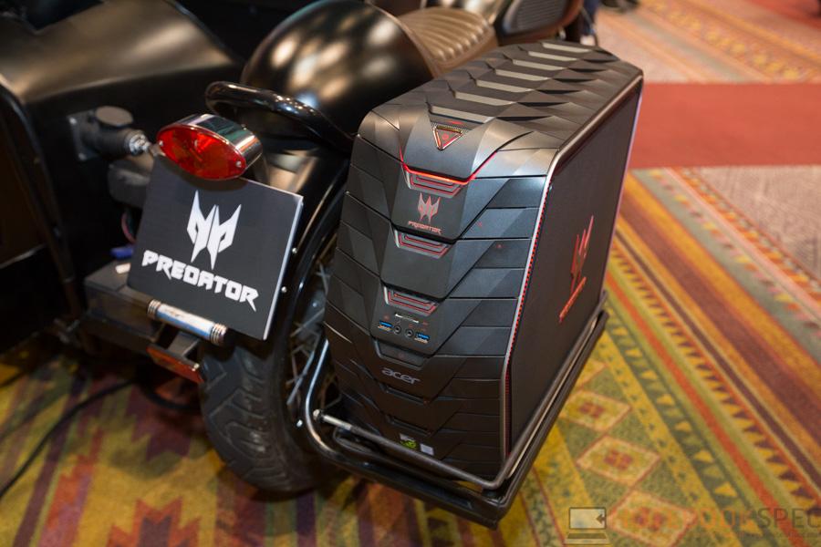Acer Predator in tme 2016-16