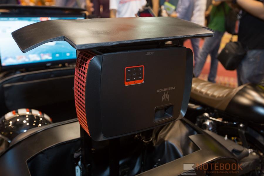 Acer Predator in tme 2016-17