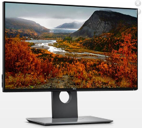 Dell UltraSharp U2717D-1