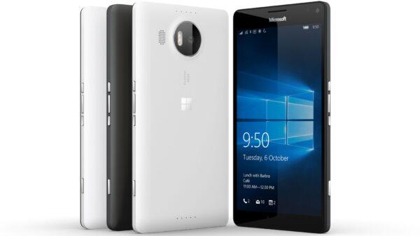 Lumia 950XL Packshot