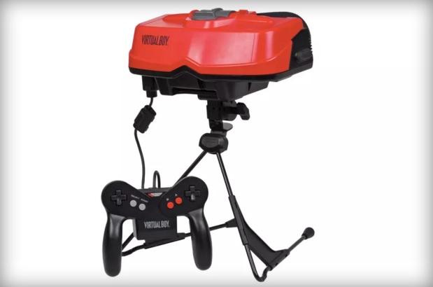 Nintendo Virtual Boy 600