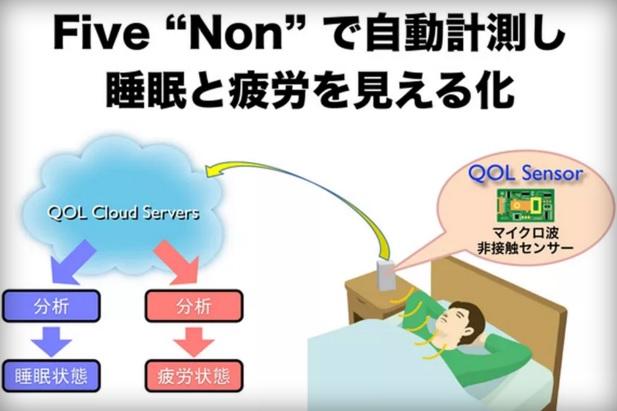 Nintendo sleep-tracking device 600