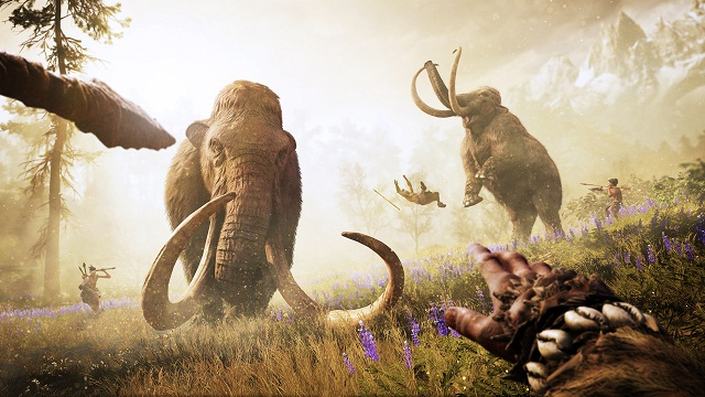 Realese-On-2016-Far-Cry-Primal-Mammoth