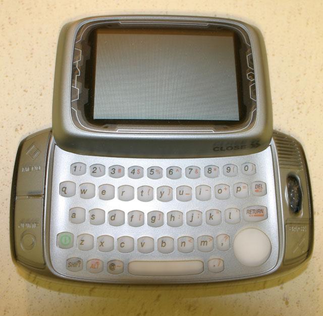 T-mobile Sidekick 600 e