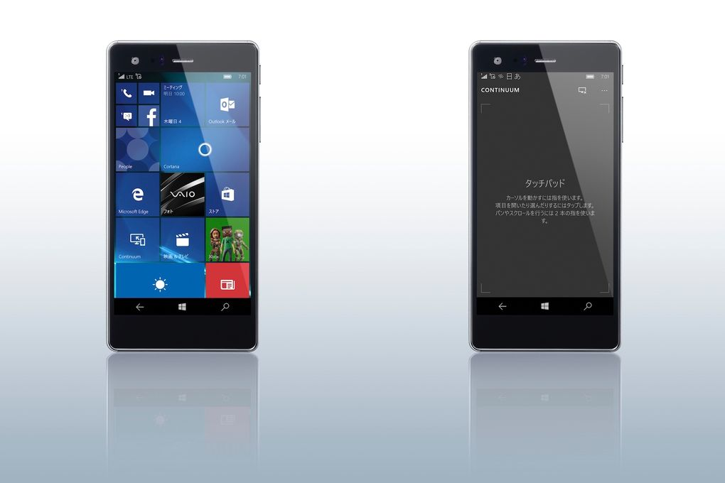VAIO Windows phone 600 05